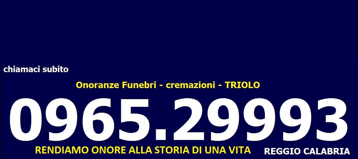 onoranze funebri reggio calabria 096529993